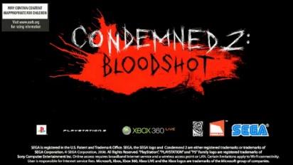 Condemned 2: Bloodshot - Face smash