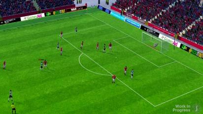 Football Manager 2016 - Match Engine: Goal Highlights