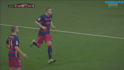 FIFA Match of the Week - Barcelona vs. Atletico