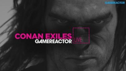 Conan: Exiles - Livestream Replay