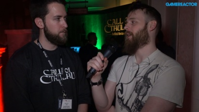 Call of Cthulhu - Maximilien Lutz Interview