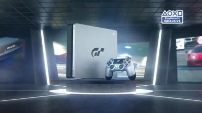 Gran Turismo Sport - Limited Edition PS4 Console