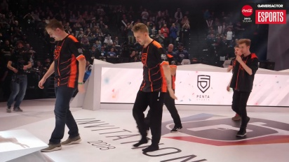 Six Invitational 2018 - Recap