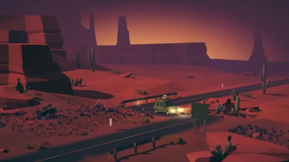Overland - Switch Announcement Trailer