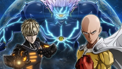 One Punch Man: A Hero Nobody Knows - Character Trailer #1
