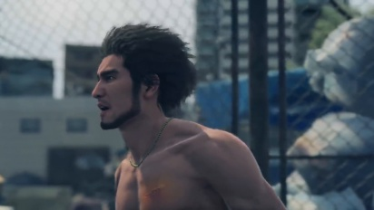 Yakuza 7 - Debut Japanese Trailer