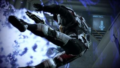 Mass Effect 3 - Special Edition Wii U Trailer