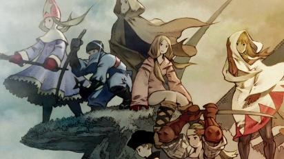 Final Fantasy Tactics: The War of the Lions - Launch Trailer