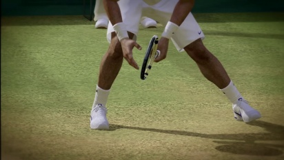 EA Sports Grand Slam Tennis 2 - Announcement Teaser