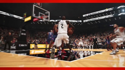 NBA 2K14 - Global Games London 2014 Trailer