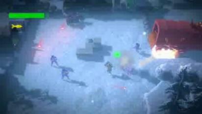 Bionic Commando Rearmed - Capcom Digital Day: Top-Down Trailer