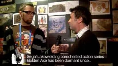 Golden Axe interview