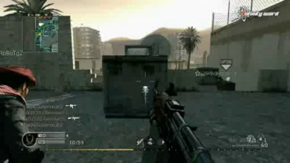 Call of Duty 4 - Broadcast Map Multiplayer Gameplay