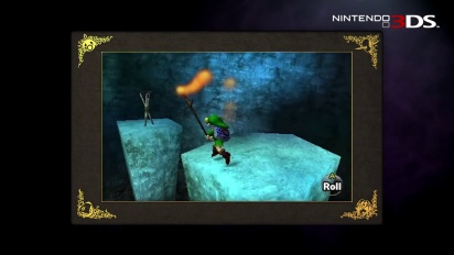 The Legend of Zelda: Majora's Mask 3D - The Time Has Come Trailer