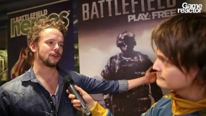 Battlefield Play4Free - Interview