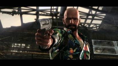 Max Payne 3 - Second Trailer