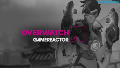 Overwatch Beta 16.11.15 - Livestream Replay