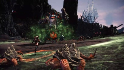 Tera - Console Open Beta Trailer