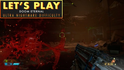 Let's Play Doom Eternal - Ultra Nightmare Difficulty