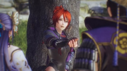 Samurai Warriors 5 - Announcement Trailer