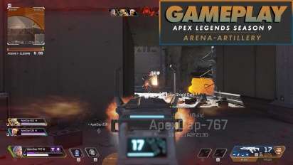 Apex Legends Season 9 - Arenas (Artillery) - Gameplay