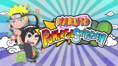 Naruto: Powerful Shippuden - The Ninja Way Trailer