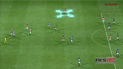Pro Evolution Soccer 2012 - Gamescom Trailer