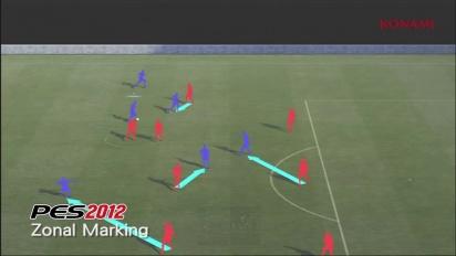 Pro Evolution Soccer 2012 - Zonal Marking Trailer