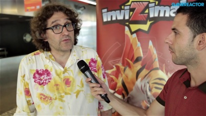 Invizimals: The Alliance & The Lost Kingdom - Interview