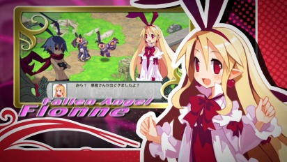 Disgaea D2: A Brighter Darkness - Second Trailer
