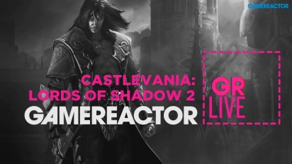 Castlevania: Lords of Shadow 2 - Livestream Replay