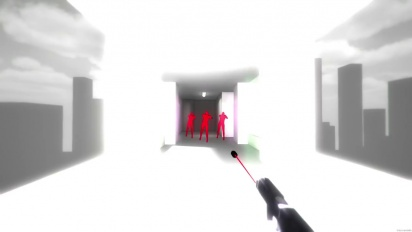 Superhot - Steam Greenlight Trailer