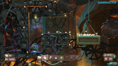 Flockers Gameplay - Level 11: Super Sheep Boy
