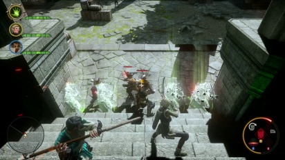 Dragon Age: Inquisition - Gameplay Features: Classes & Specializations
