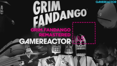 Grim Fandango Remastered - Livestream Replay