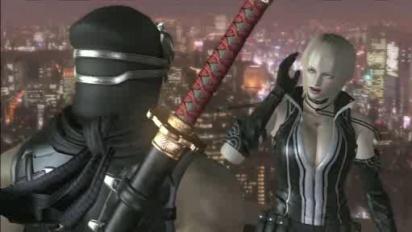 Ninja Gaiden 2 - Sonia Reveal Cut-Scene