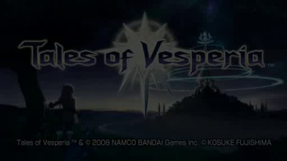 Tales of Vesperia - Namco Bandai Editors' Day Trailer