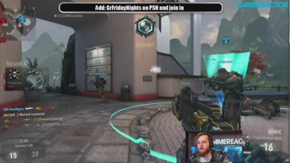Call of Duty: Advanced Warfare - GR Friday Nights 8.5.15 - Livestream Replay