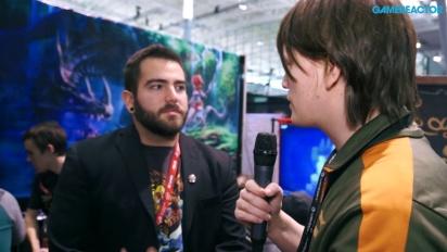 Dragon Fin Soup - Hunter Strutz Interview