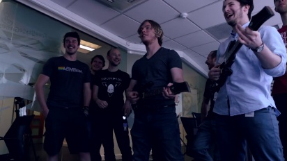 Guitar Hero Live - Gamescom Behind the Scenes Trailer