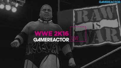WWE 2K16 - Livestream Replay