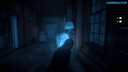 Rise of the Tomb Raider - Lara's Nightmare PS4 Gameplay