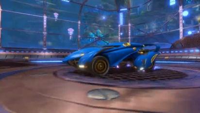 Rocket League - Aquadome DLC Trailer