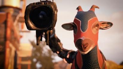 Goat of Duty - Teaser Trailer