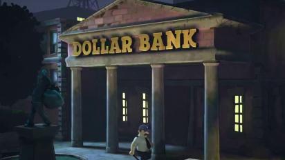 Dollar Dash - Teaser Trailer