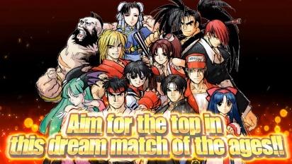 SNK vs. Capcom: The Match of the Millenium - Trailer