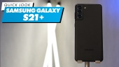 Samsung Galaxy S21+ - Quick Look