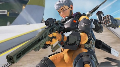 Apex Legends - Valkyrie Character Trailer