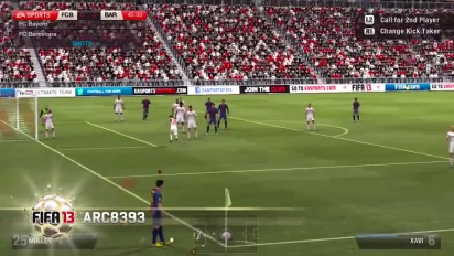 FIFA 13 - Goals of the Week Round 23