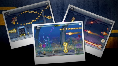 Jetpack Joyride - JJ and you Dev Diary